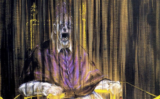 Francis Bacon, Le pape Innocent X