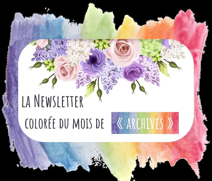 Archives des Newsletters colorées